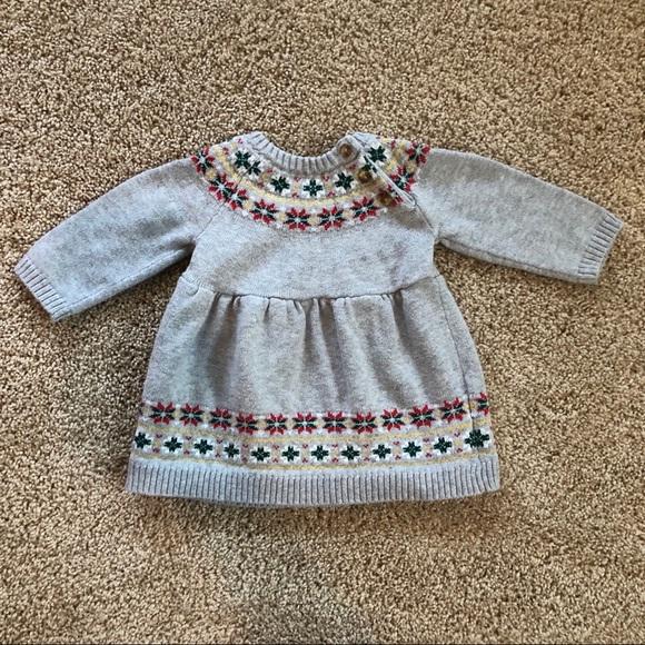 cb35a0808 Carter's Dresses | Holiday Sweater Dress Carters | Poshmark